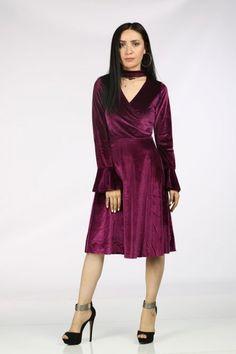 The Dress, High Neck Dress, Satin, Dresses With Sleeves, Long Sleeve, Fashion, Turtleneck Dress, Moda, Sleeve Dresses