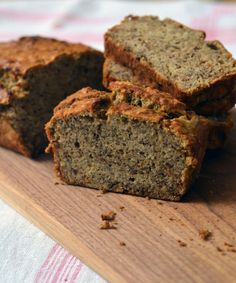 50 Delicious Gluten-Free Banana Bread Recipes that are Impossible to not Love Naturally Sweet Banana Bread Banana Bread With Oil, No Sugar Banana Bread, Flours Banana Bread, Gluten Free Banana Bread, Healthy Banana Bread, Oat Flour, Healthy Banana Recipes, Banana Bread Recipes, Healthy Sweets