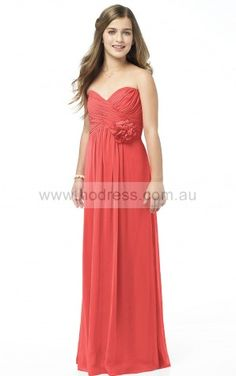 Beautiful Sweetheart A-line Floor-length Dresses