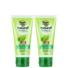 ลดราคา ซื้อ1แถม1 Banana Boat Natural Reflect Sunscreen Lotion SPF50 ใหม่!บานาน่าโบ๊ทโลชั่นกันแดดจากธรรมชาติ