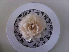 Quadro com flor de escamas Artemar