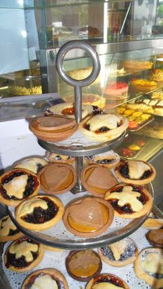 Our Caramels & Minced tarts the flavour of Christmas