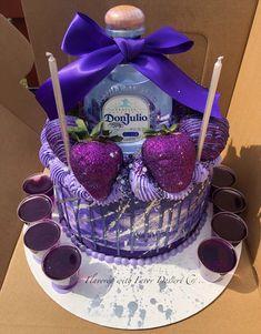 Alcohol Birthday Cake, Money Birthday Cake, 22nd Birthday Cakes, Alcohol Cake, Birthday Cake For Him, Funny Birthday Cakes, Special Birthday Cakes, Elegant Birthday Cakes, Custom Birthday Cakes