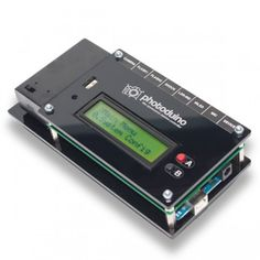 Photoduino: Open source camera controller.