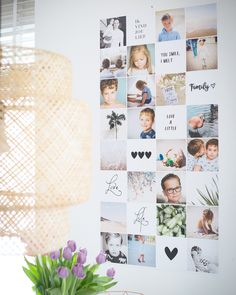 Picture Wall, Photo Wall, Family Pictures On Wall, Small Room Bedroom, Photo Displays, Wall Collage, Wall Prints, Inspiration, Photos