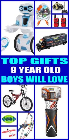 19 Perfect Toys For 8, 9, And 10-Year-Old Boys | Tanner | Pinterest ...