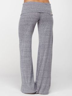 I WANT NOW!!!!!! Slub Yoga Pant! These look so comfortable