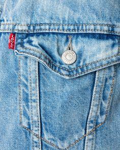 #levis # trucker #jacket #jeanspl