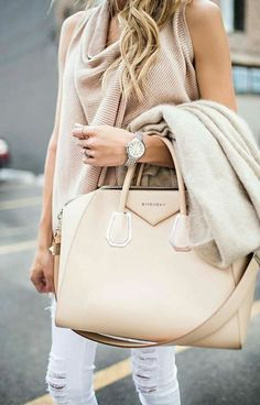 1e84392c1256 How to Get the Luxe Look in 5 Easy Pieces - fashion handbags sale