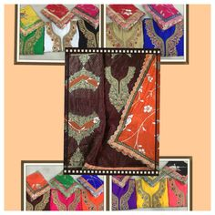 Latest punjabi suit Wide range of colors