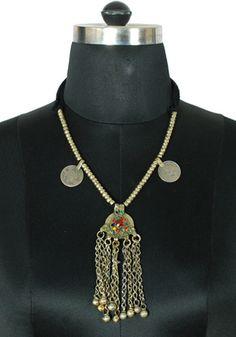 Antique Afghan Necklace Design 6 – Desically Ethnic