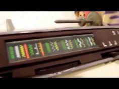 Ponto Decorativo Da Maquina Bobina Magica 270 - YouTube