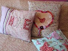 nice cushions