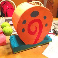 Emily's Valentine Box.