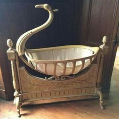 Heirloom crib.. So beautiful