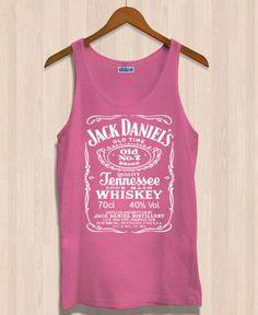 Jack+Daniels+Whiskey+Tank+Top+Womens,+Tank+Top+Mens,+Screenn+Print