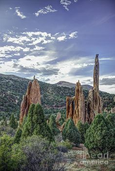 Garden of the Gods - Colorado Springs, CO