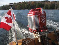 Members' Motors Boat Restoration, Trolling Motor, Old Boats, Love Boat, Outboard Motors, Bobber, Antiques, Aircraft, Fishing