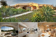 Homes Inspired by Nature   LUUUX