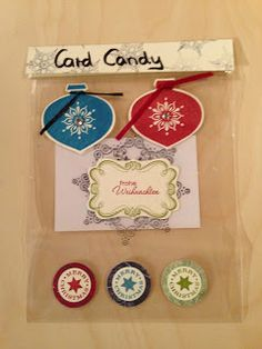 """Heikes Kreativseite: Card Candys zum Thema """" Weihnachten """" Boxed Christmas Cards, Christmas Candy, Pocket Scrapbooking, Candy Cards, D Craft, Pocket Letters, Punch Art, Holiday Decor, Holiday Ideas"""