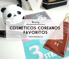 Cosmeticos Coreanos Favoritos