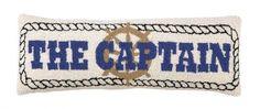 The Captain Hook Pillow