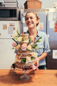 In The Kitchen With Lael Cakes   Free People Blog #freepeople