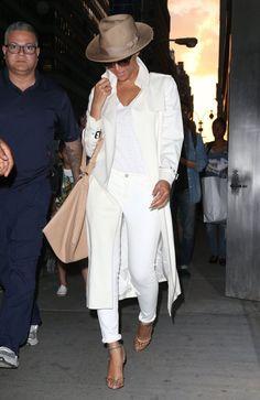 Beyoncé in New York May 12, 2015