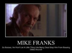 Mike Franks- dead and tougher than most living humans. Gibbs Ncis, Ncis Gibbs Rules, Leroy Jethro Gibbs, Best Tv Shows, Best Shows Ever, Favorite Tv Shows, Ncis Tv Series, Ncis Cast, Ncis New