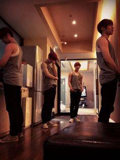 TEEN TOP's Changjo triplet becomes a quadruplet