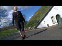 Fitness øvelser - Flotte baller - YouTube