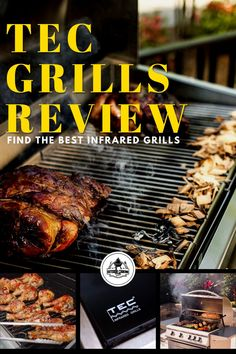 Discover the best infrared grills at Infrared TEC Grills Review by Outdoor Cooking Pros. Find out the pros and cons of infrared grills by TEC Grills. Infrared grills are the perfect outdoor grills for steak and barbeque lovers. With these Infrared grills, your food will get its best grilled texture and mouthwatering taste that you and your friends will surely love. Level up your outdoor experience with TEC infrared grills. Visit outdoorcookingpros.com for more outdoor cooking tips and ideas. Backyard Barbeque, Patio Grill, Backyard Kitchen, Infrared Grills, Cooking On The Grill, Cooking Tips, Outdoor Countertop, Bbq Pro