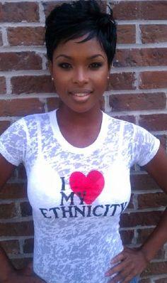 I love my ethnicity too!!! Simply Beautiful...
