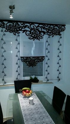 Items similar to Stunning Ayatul Kursi Verse of the throne Papercut lettering Contemporary hand crafted wall hanging with chrome posts Curtains Living, Kitchen Curtains, Drapes Curtains, Rideaux Design, Custom Drapes, Blinds For Windows, Window Blinds, Curtain Designs, Beautiful Living Rooms