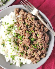 These Easy Paleo Korean Beef Bowls are fast, healthy, and delicious! Ready in under 20 minutes and only has 8 ingredients. They arealso is Whole30, gluten free, and dairy free. I saw this recipe on Skinnytaste and knew I wanted to make it Paleo. I left the brown sugar out (why is sugar added to...Read More »