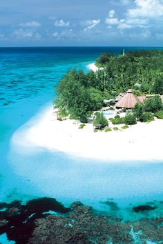 The World's Most Amazing Private Islands