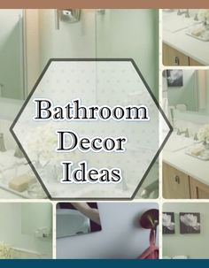 Easy Bathroom Decor And Design Ideas Are You Re Decorating Your Hunting For
