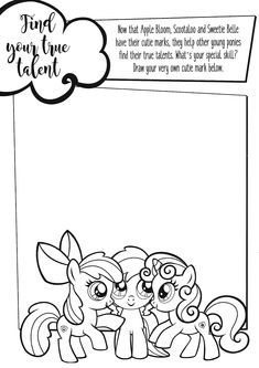 Sweetie Belle, Draw Your, Colouring Pages, Helping Others, Fun Activities, My Little Pony, Bloom, Comics, Drawings