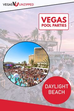 Las Vegas pool parties, also known as day clubs, are hot spots in select Las Vegas hotels. Get Tickets to the best Vegas pool parties for 2020 here! Las Vegas Tips, Las Vegas Vacation, Las Vegas Photos, Best Pools In Vegas, Vegas Pools, Las Vegas Outfit, Vegas Outfits, Las Vegas With Kids, Pool Photography