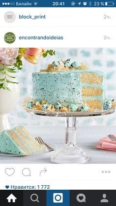 Пасхальный торт