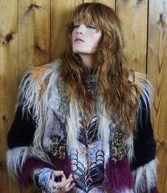 Florence for the Sunday Times Magazine #photoshoot