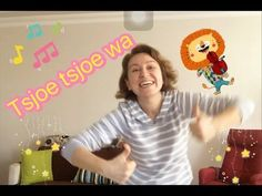 Tsjoe tsjoe wa dance - YouTube