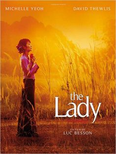 The Lady by Luc Besson, France, UK