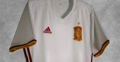 adidas presenta la camiseta de España para la Fase de Clasificación del Mundial 2018