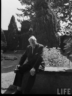 Carl Jung in Life Magazine