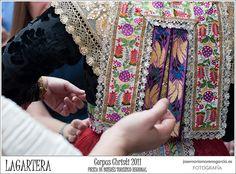 Bordado LAGARTERA - CORPUS CHRISTI 2011 by JOSE-MARIA MORENO GARCIA = FOTOGRAFO HUMANISTA, via Flickr
