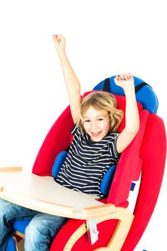 The Huggle – The comforting and flexible relaxation chair for children. Soft, safe and supportive. Adapts to offer greater freedom of movement, or more cocooning comfort and support as required.