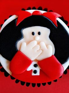 flavors of gluttony Kid Cupcakes, Cupcake Cookies, Dog Bakery, Gula, Party Entertainment, Sugar Art, Fondant Cakes, Cute Food, Mini Cakes
