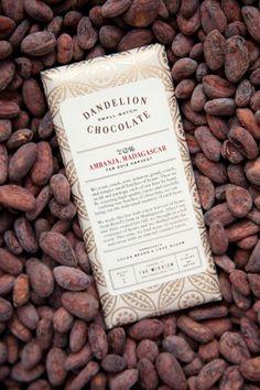 Dandelion Small Batch Chocolate - chocolate factory & cafe / San Francisco