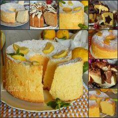 Raccolta ricette chiffon cake, trovate qui la ricetta giusta per provare questa soffice e golosa torta.Torta alta soffice golosa senza burro,dolce americano